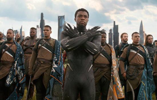 black panther group