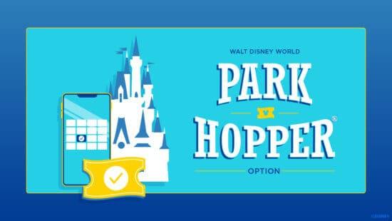 Park Hopper Option