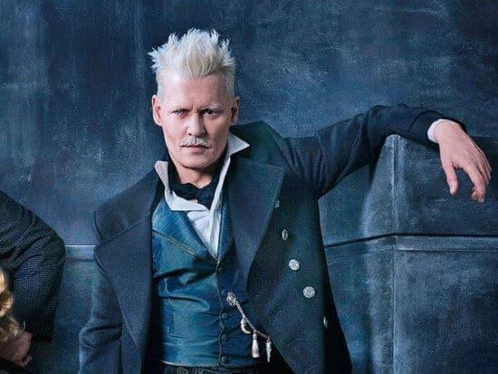 Mads Mikkelsen in Fantastic Beasts
