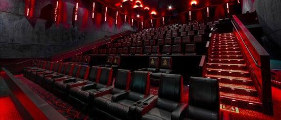AMC Theatre room