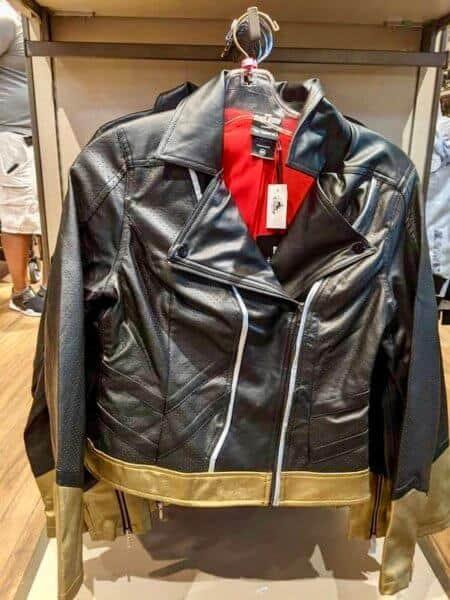 black widow dapper jacket front