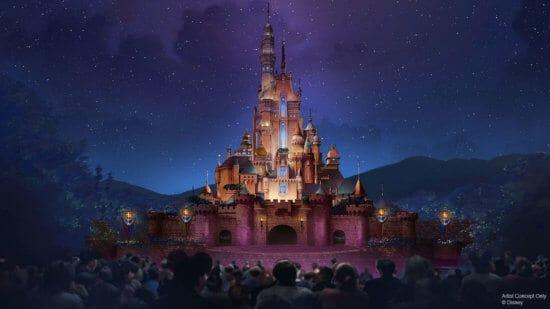 Hong Kong Disneyland 15th Anniversary