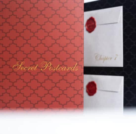 Codeillusion Secret Postcards
