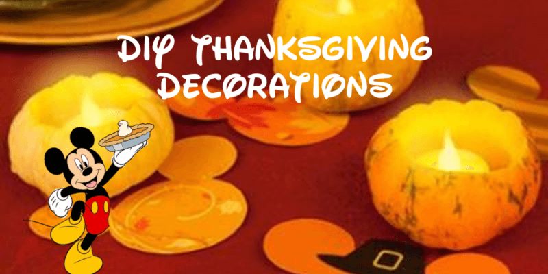Thanksgiving Decorations Feature Photo