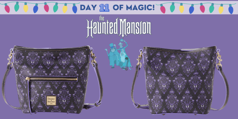 Dooney & Bourke Haunted Mansion bag