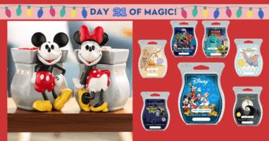 Disney scentsy
