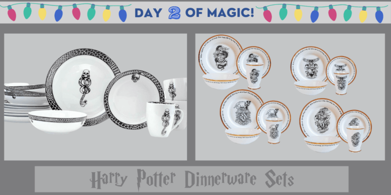 Harry Potter Dinnerware Sets