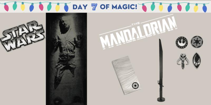 Star Wars and Mandalorian Toynk Items