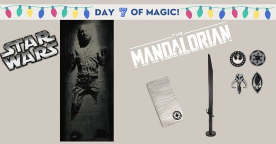 25 Days of Magic Day 7 prize