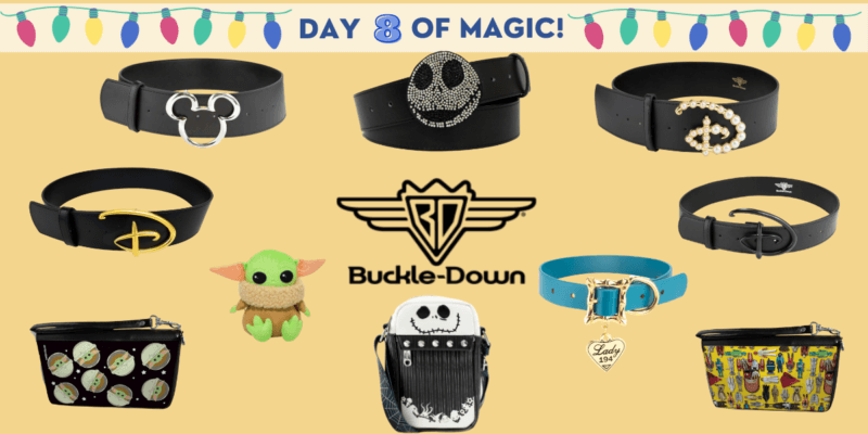 Buckle Down Giveaway