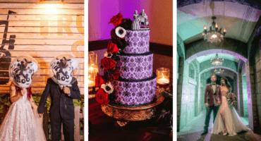Disney wedding feature photo