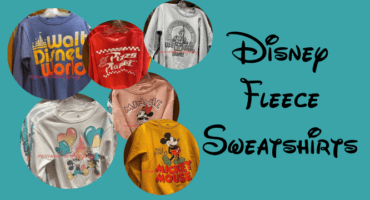 Disney sweatshirts feature photo