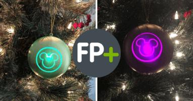 Disney FastPass Ornament feature photo