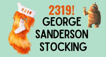George Sanderson stocking header