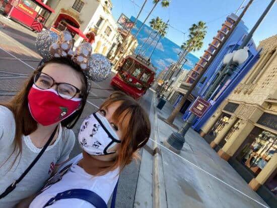 Happy Faces on Buena Vista Street
