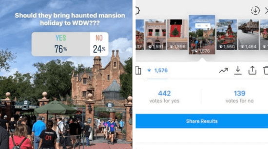 Haunted Mansion Holiday WDW