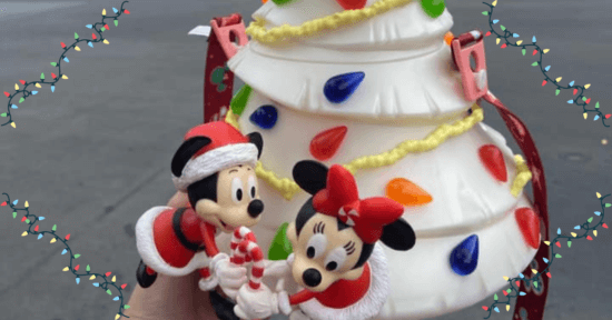 Holiday Tree Popcorn Bucket feature photo
