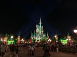 Disney World Christmas New Years
