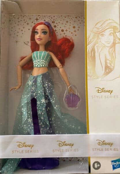 Ariel Disney Style Series