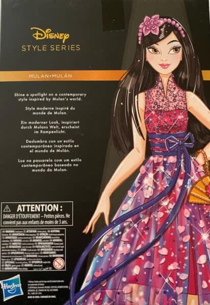 Mulan Disney Style Series