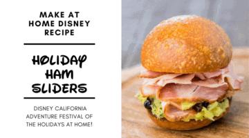 Holiday Ham Sliders feature photo