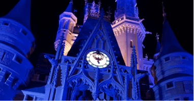 cinderella castle header after hours
