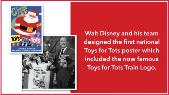 Disney / toys for tots