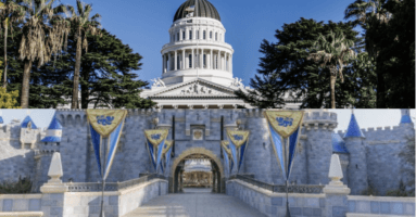ca state assembly castle
