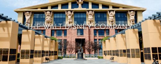 walt disney company hq