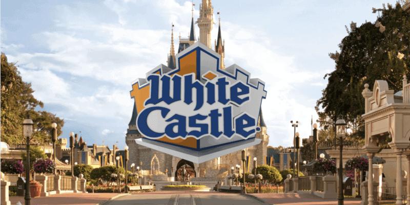 white castle disney world