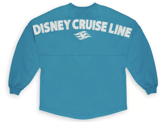 Disney Cruise Line Spirit Jersey with lace-up neck