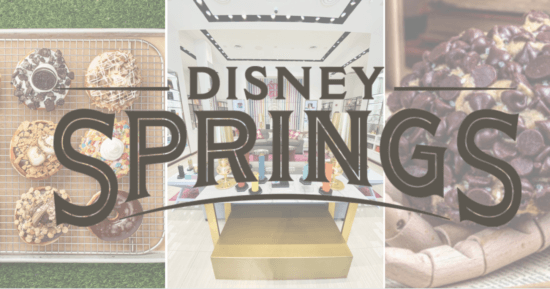 disney springs new retailers