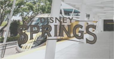 disney springs brightline