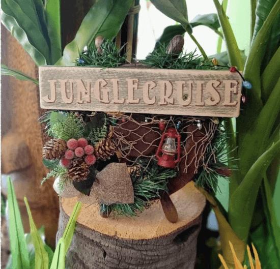 disney inspired jungle cruise holiday