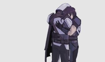 carano pascal hug