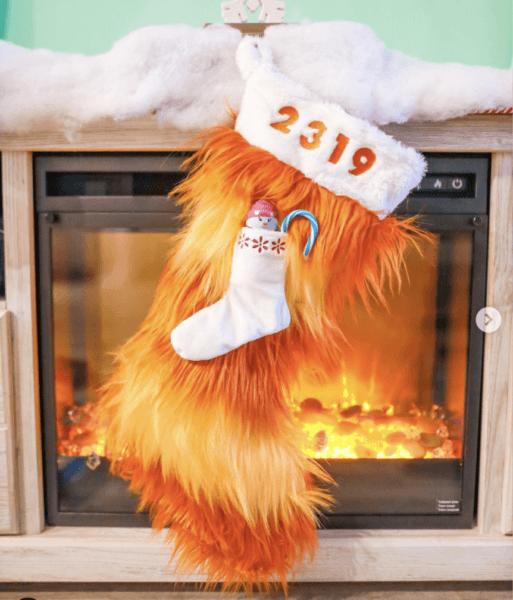 George Sanderson 2319 stocking