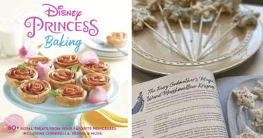 princess baking header