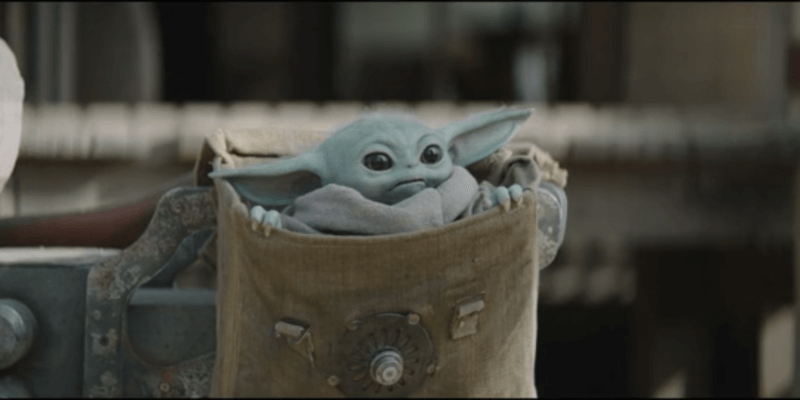 Baby Yoda Real Name