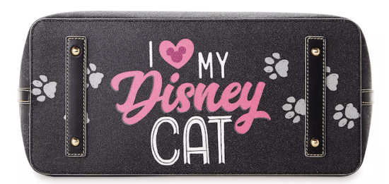 I love my disney cat bag