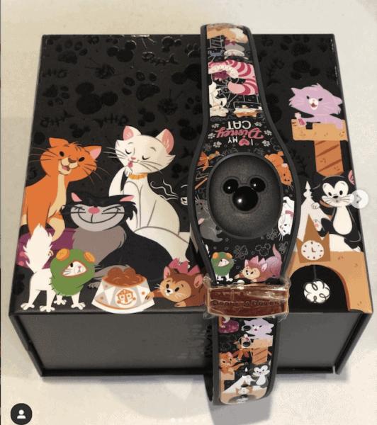 Reining Cats Disney Magicband