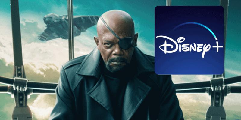 Nick Fury Disney+
