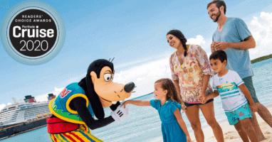 Disney Cruise Line Awards