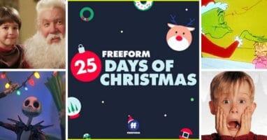 25 days christmas