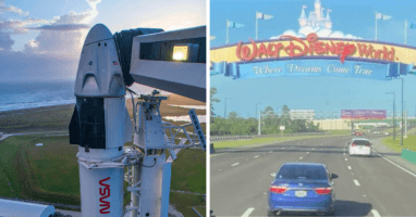 Disney World Traffic