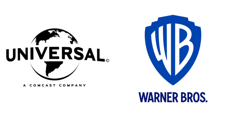 Universal Warner Bros.