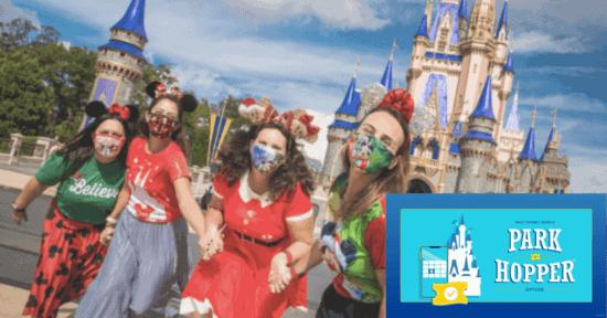 Disney World Park Hopping