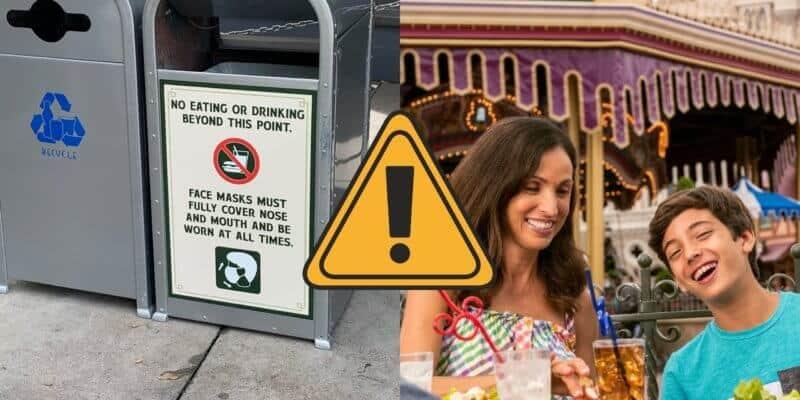 disney world mask rules