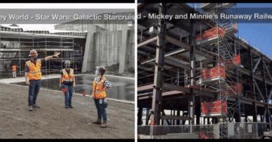 Disney Construction