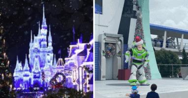 Buzz Lightyear Christmas
