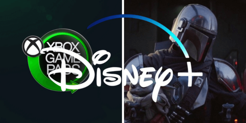 Disney+ and Xbox Game Pass
